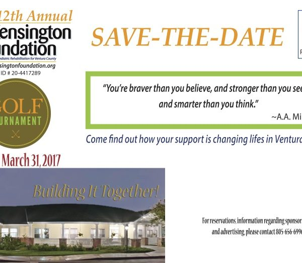Save-the Date 12 yr golf Back